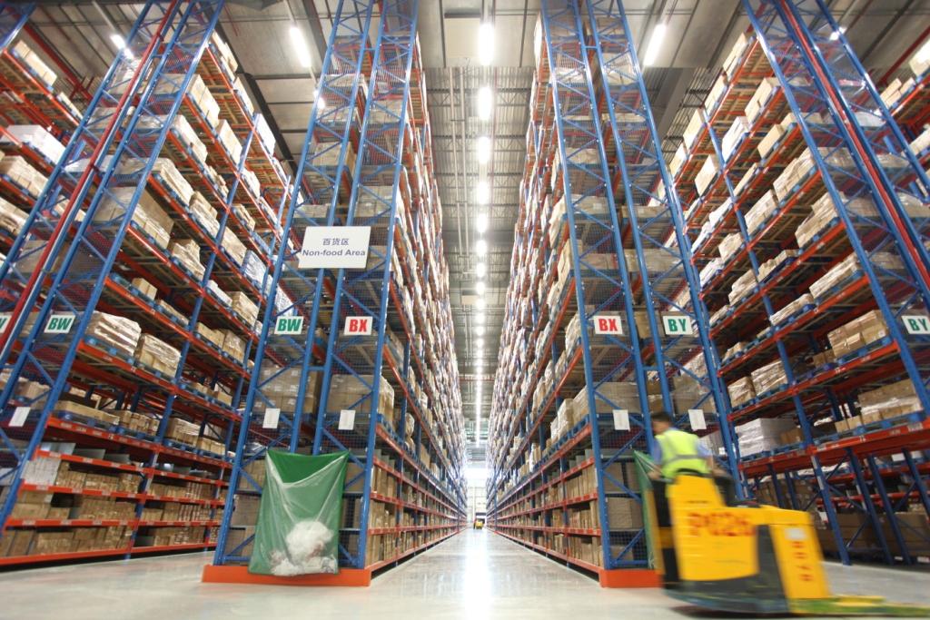 Tesco Logistics Centre 2